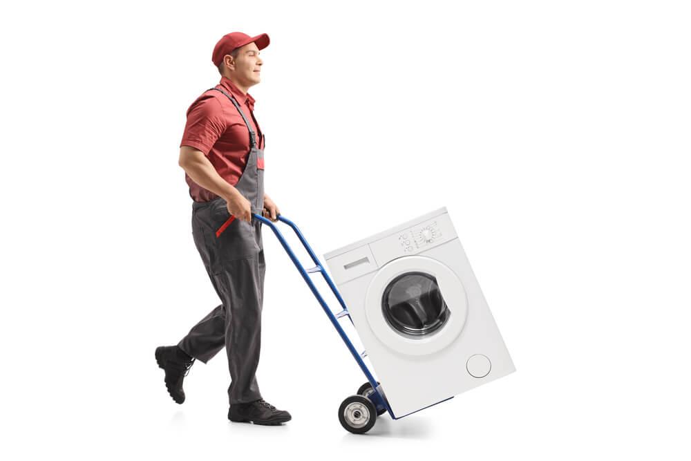 Comment déménager un lave-linge ?