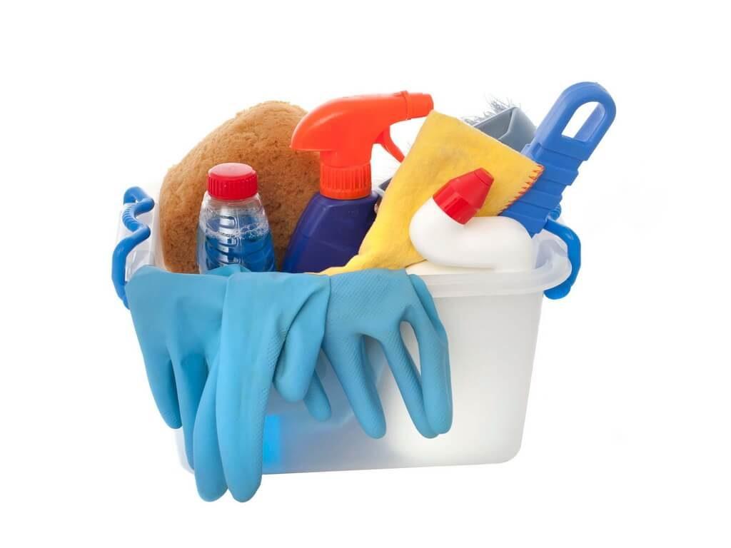 Produits ménagers et déménagement