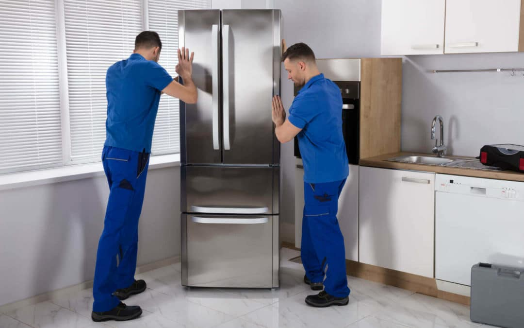 Comment déménager son réfrigérateur ?