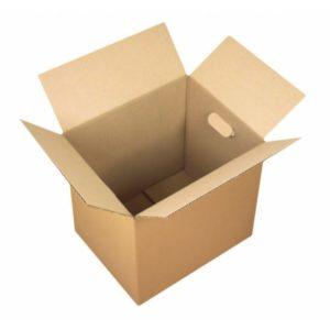 Carton livre de déménagement