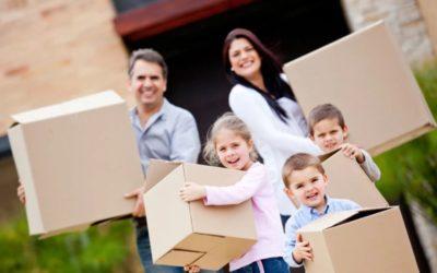6 erreurs à éviter quand on déménage avec des enfants