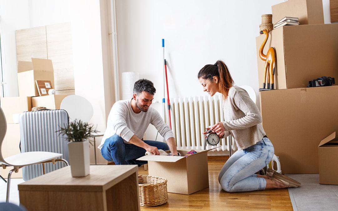 Bien choisir la taille de ses cartons de déménagement