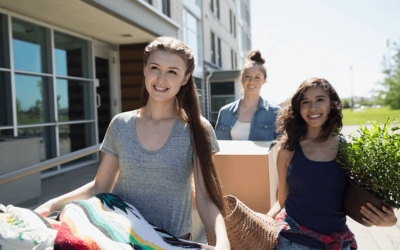 Déménagement étudiant : les bons plans