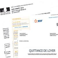 Justificatifs de domicile : les documents nécessaires au changement d'adresse