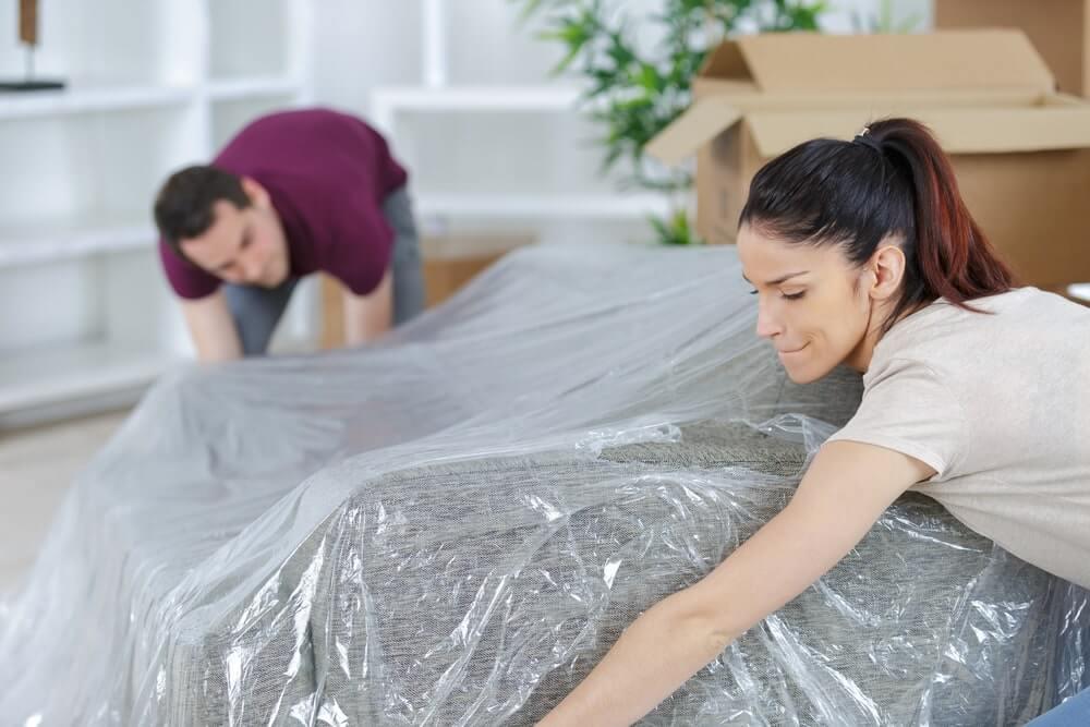 Protéger ses meubles et électroménager pendant un déménagement avec Jenlevejelivre.fr