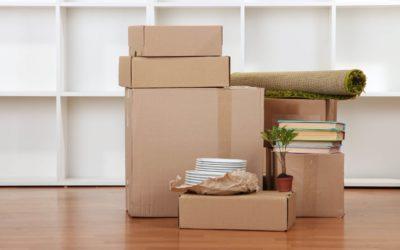 Déménagement et taxe d'habitation