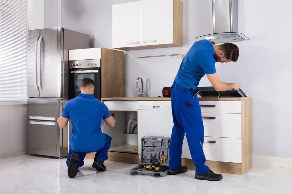 Déménager sans rien faire : desinstallation et installation de l'electroménager