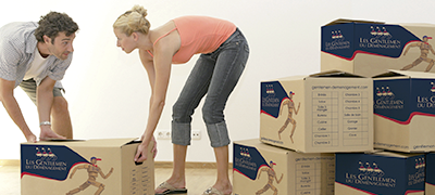 5 conseils d'emballage pour votre déménagement international